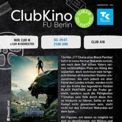 ClubKino: Black Panther (OmU)
