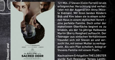 Clubkino: The Killing of a Sacred Deer
