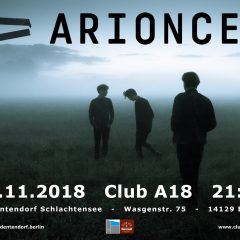 Vorschau: ARIONCE (Atmospheric Indie Rock, D)