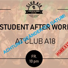 Students' Afterwork Party 2