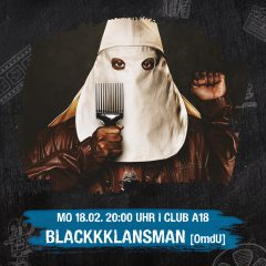 ClubKino: BlacKkKlansman