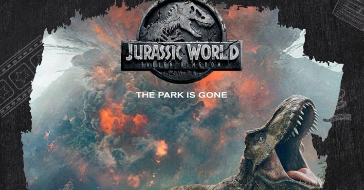 Clubkino: Jurassic World - Fallen Kingdom (OmU)