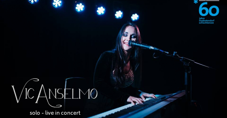 VIC ANSELMO - live in concert