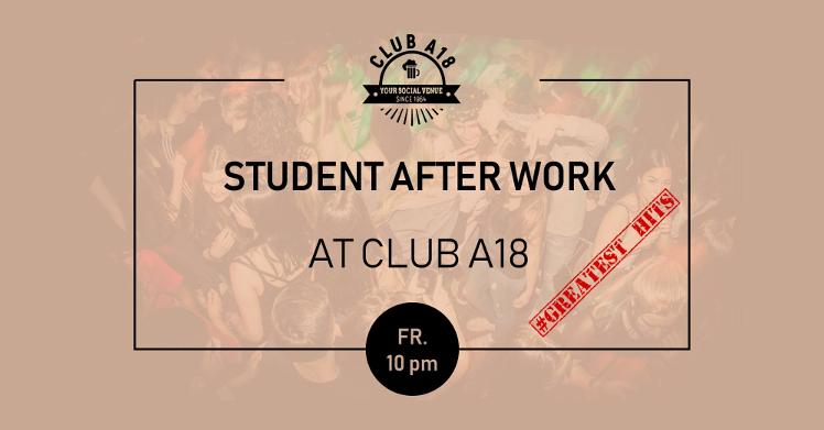 Student After Work Party - Greatest Hits