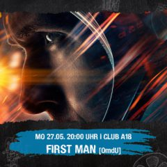 ClubKino: First Man [OmdU] 1