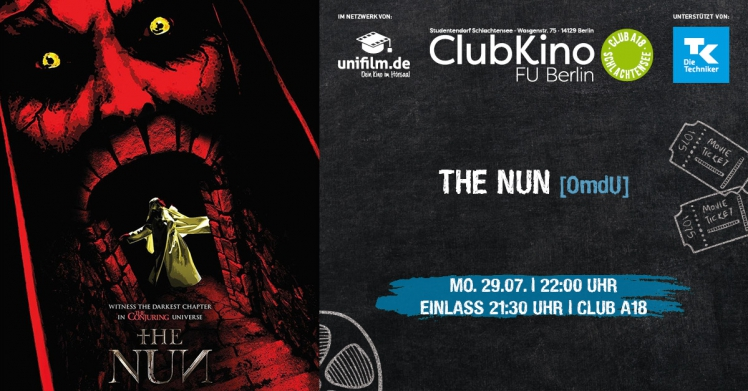 ClubKino: The Nun [OmdU]