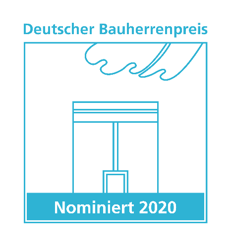 Studentendorf Schlachtensee nominated for German Construction Prize 2020!