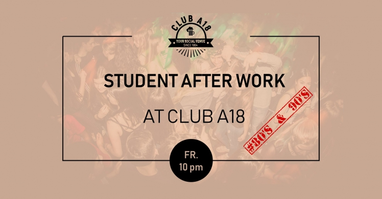 Students After Work Party 1