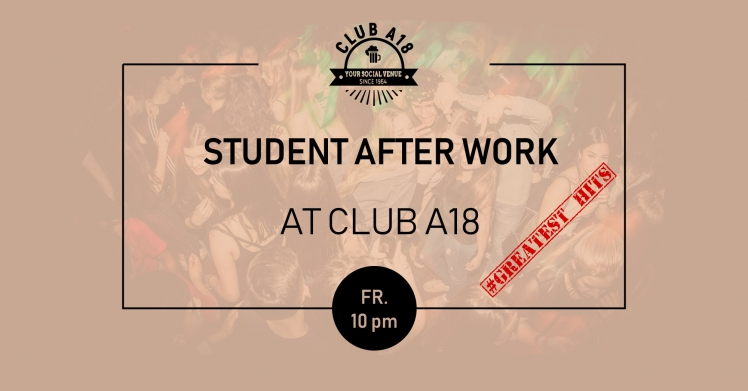 Students After Work Party