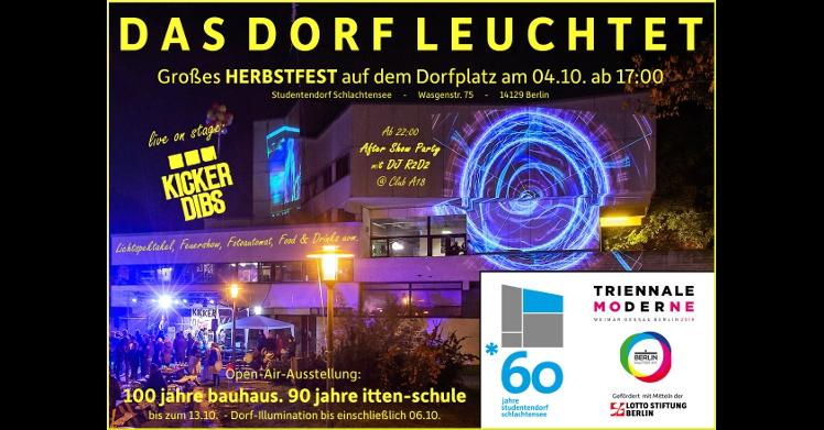 HERBSTFEST - Das Dorf leuchtet 1