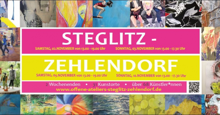 7. Offene Ateliers Steglitz-Zehlendorf: