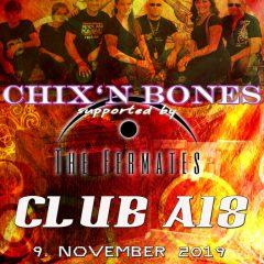 CHIX'N'BONES / THE FERMATES