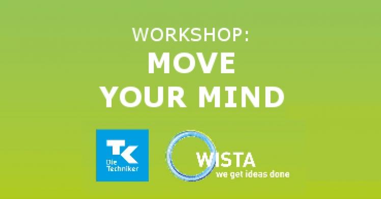 Workshop: Move your mind - Spontanität als wichtige Kompetenz im Arbeitsalltag
