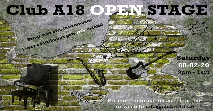 Open Stage 6